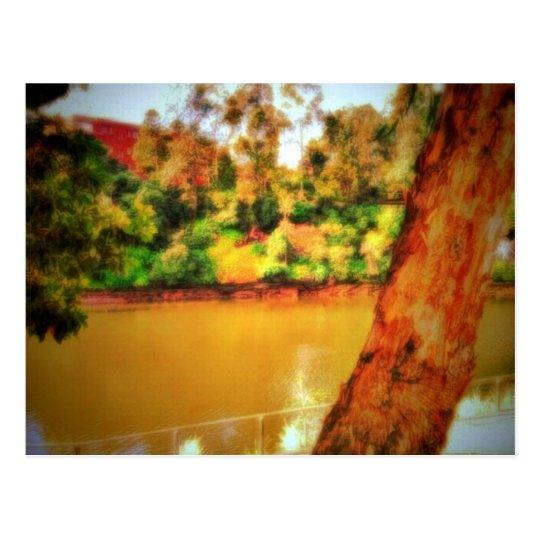 Caramel River Postcard