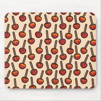 Caramelized Apples Mouse Pad