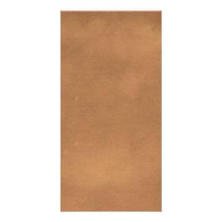 CARAMELIZED CARAMEL BROWN BACKGROUND WALLPAPER TEM CARD