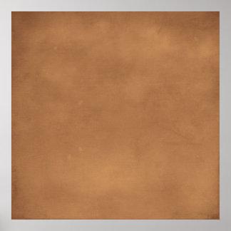 CARAMELIZED CARAMEL BROWN BACKGROUND WALLPAPER TEM POSTER