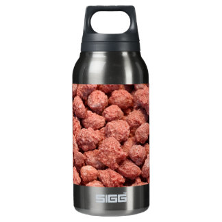 Caramelized peanuts insulated water bottle