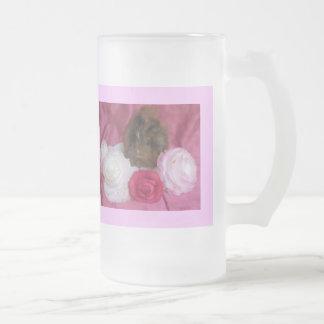Caramello Taza De Cristal