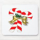 Caramelo 1 de Navidad Alfombrilla De Ratones