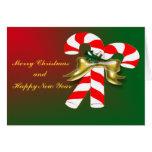 Caramelo 1 de Navidad Felicitación
