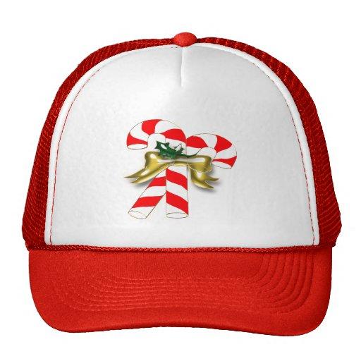 Caramelo 1 de Navidad Gorras