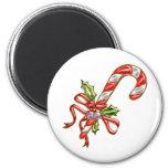 Caramelo 2 de Navidad Iman De Nevera