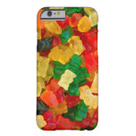 Caramelo coloreado arco iris gomoso del oso