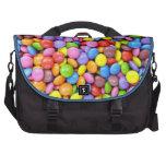 Caramelo colorido bolsa para ordenador