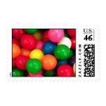 Caramelo colorido de la bola de goma envio