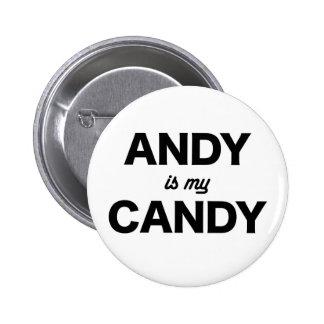 caramelo de Andy Pin