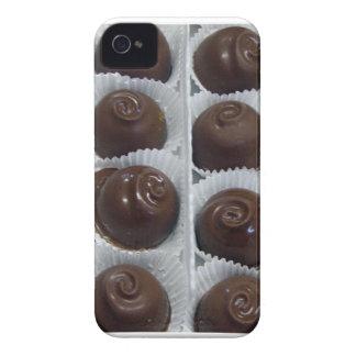 Caramelo de chocolate Case-Mate iPhone 4 fundas