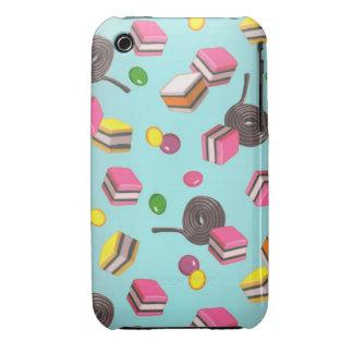 Caramelo de Kawaii Case-Mate iPhone 3 Funda
