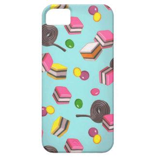 Caramelo de Kawaii iPhone 5 Fundas