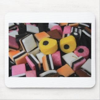 Caramelo de los dulces tapetes de ratones