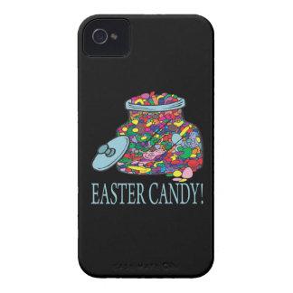 Caramelo de Pascua iPhone 4 Carcasas