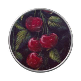 Caramelo del Belly de la jalea de la cereza Latas De Caramelos