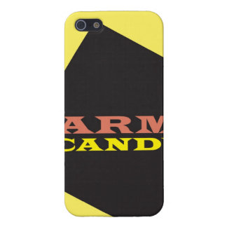 """Caramelo del brazo "" iPhone 5 Carcasas"