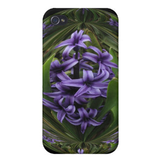Caramelo del jacinto iPhone 4 carcasas