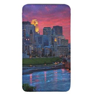 Caramelo del ojo de Minneapolis Bolsillo Para Galaxy S5