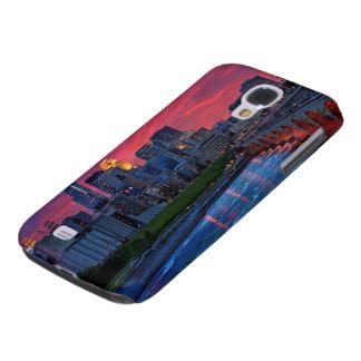 Caramelo del ojo de Minneapolis Funda Para Galaxy S4