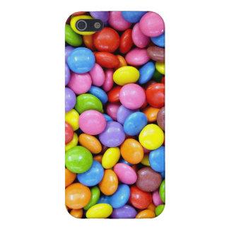 Caramelo descascado iPhone 5 carcasa
