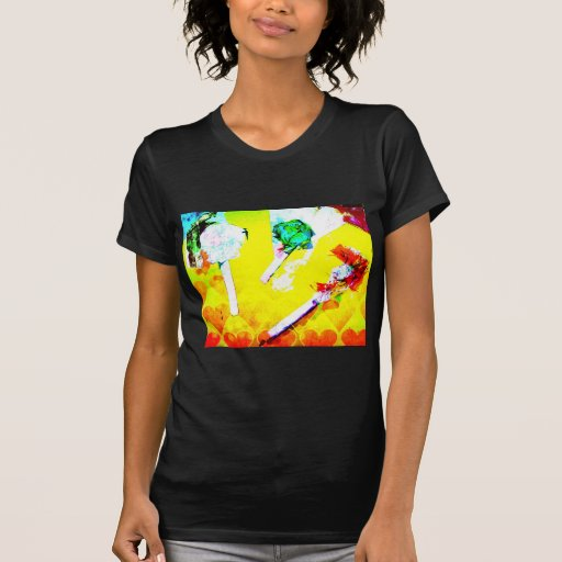 caramelo digital camiseta