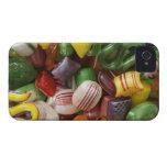Caramelo duro, marco completo carcasa para iPhone 4 de Case-Mate