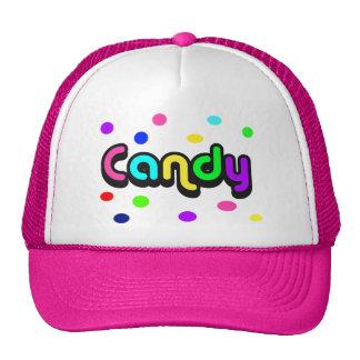 Caramelo-gorra