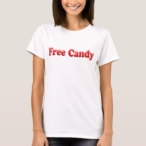 Caramelo libre playera