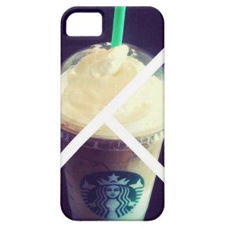 Caramelo Macchiato del hielo iPhone 5 Carcasas