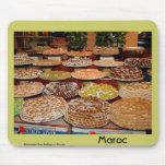 Caramelo marroquí alfombrillas de raton