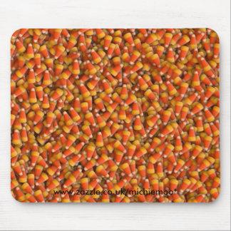 Caramelo Mousemat de Halloween Alfombrillas De Raton