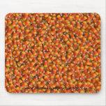 Caramelo Mousemat de Halloween Tapetes De Ratón