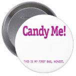 ¡Caramelo yo! - Éste es mi primer bolso, honesto Pins