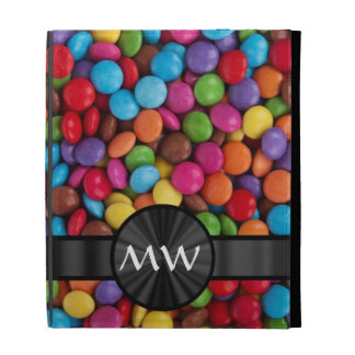 Caramelos mnogrammed multicolores