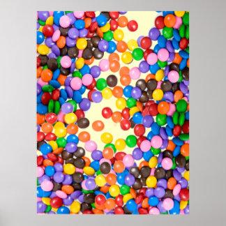 Caramelos Póster