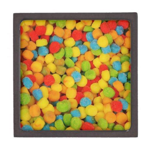 Caramelos suaves amargos cajas de recuerdo de calidad