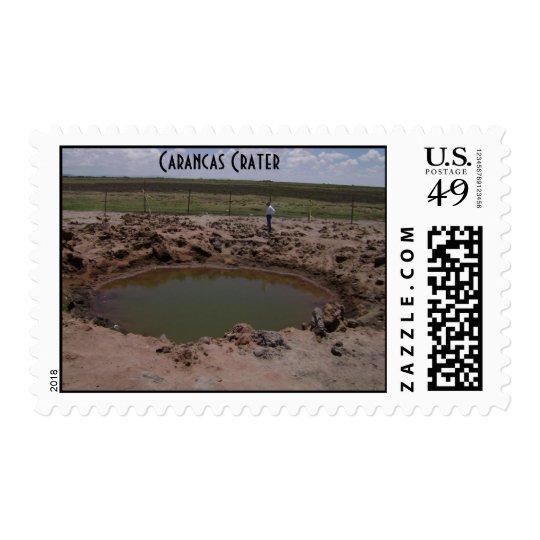 Carancas Crater 1 Postage