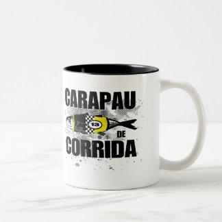 Carapau De Corrida Two-Tone Coffee Mug