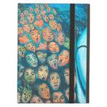 Caras de la galería de la zona este