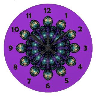 Caras de reloj - fractal del Apophysis
