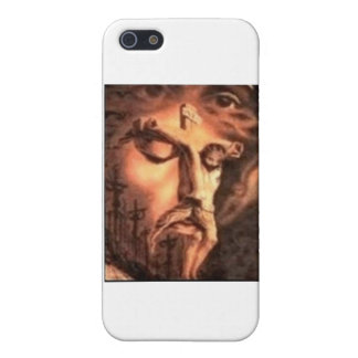 CARAS MÚLTIPLES de JESÚS iPhone 5 Funda
