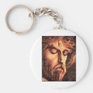 CARAS MÚLTIPLES de JESÚS Llaveros