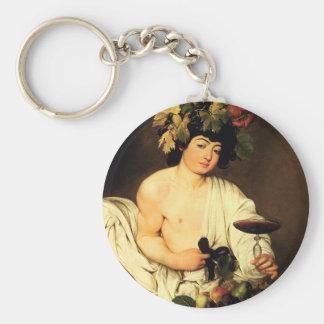 Caravaggio Bacchus Key Chain