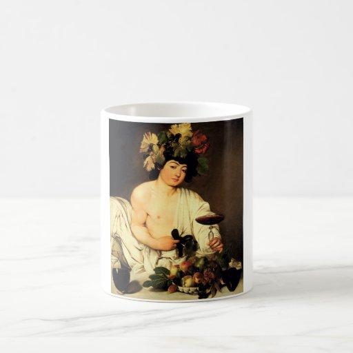 Caravaggio Bacchus Mug