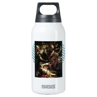 Caravaggio- Conversion of Saint Paul 10 Oz Insulated SIGG Thermos Water Bottle