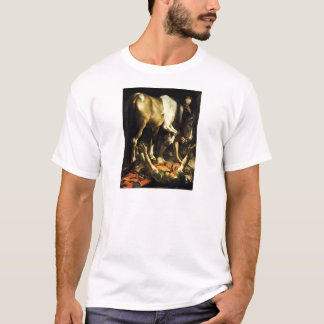 Caravaggio Conversion of St. Paul T-shirt