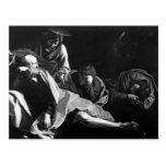 Caravaggio- Cristo en el monte de los Olivos Tarjetas Postales