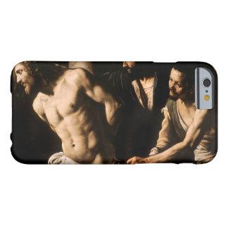 Caravaggio - Cristo en la columna Funda Barely There iPhone 6