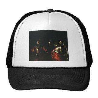 Caravaggio- Martyrdom of Saint Ursula Trucker Hat